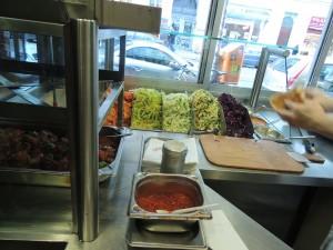 berlin salad at hasir